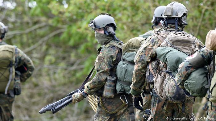 Germany To Partially Disband Its KSK Anti-Terrorism Squad Over Far-Right Extremism Allegations