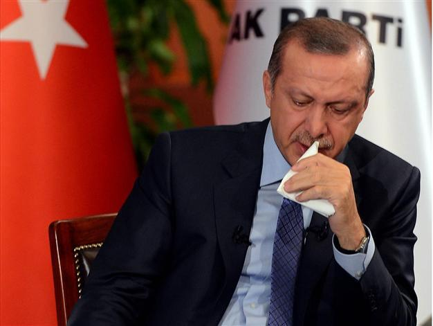 Erdogan Vows Government Control Of Social Media Over Insults On Twitter
