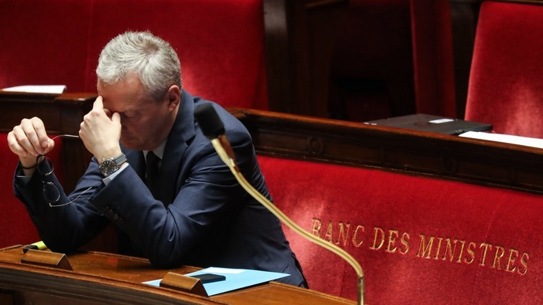 New Trade War: US Punishes France For Its Independent Policy