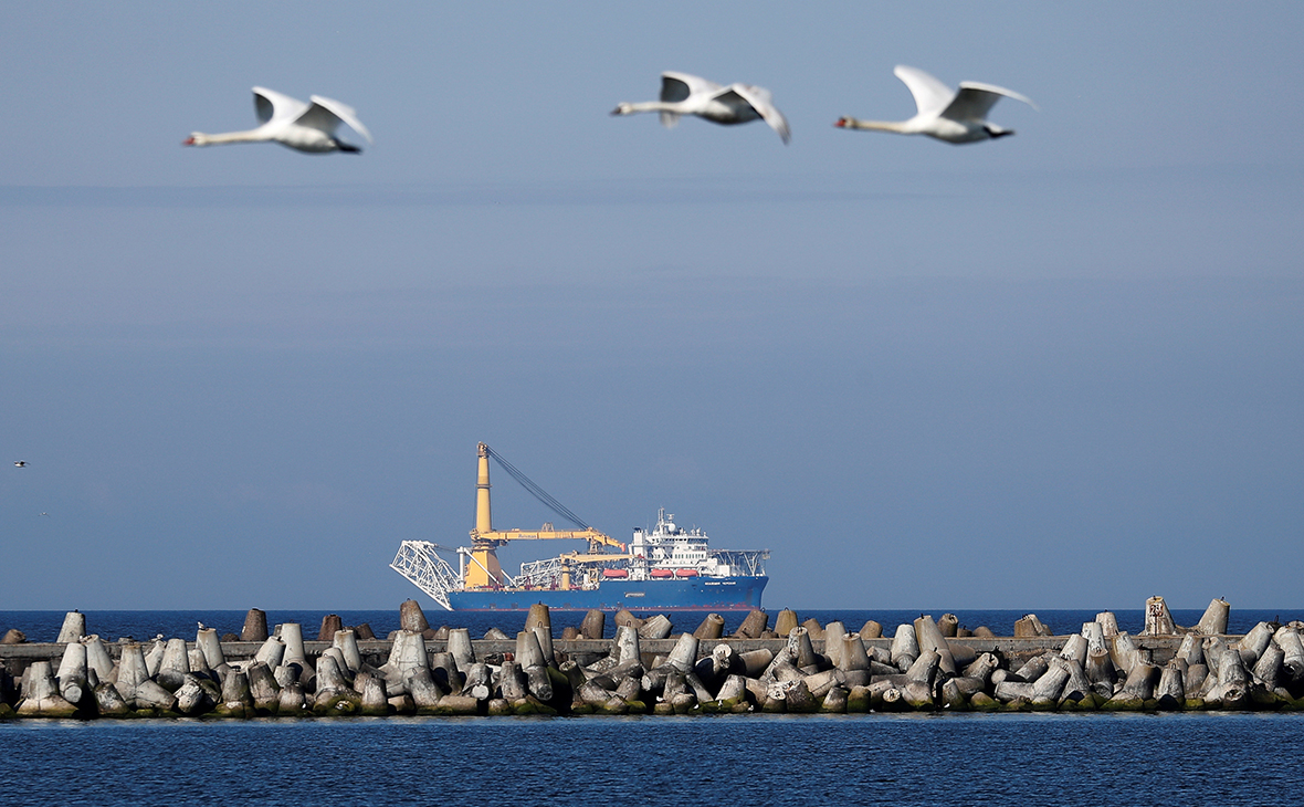 Nord Stream 2 Delayed Due To Cod Spawning In Danish Waters