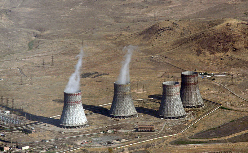 Queue The Apocalypse: Azerbaijan Threatens To Strike Armenian Nuclear Power Plant In Response To Hostilities