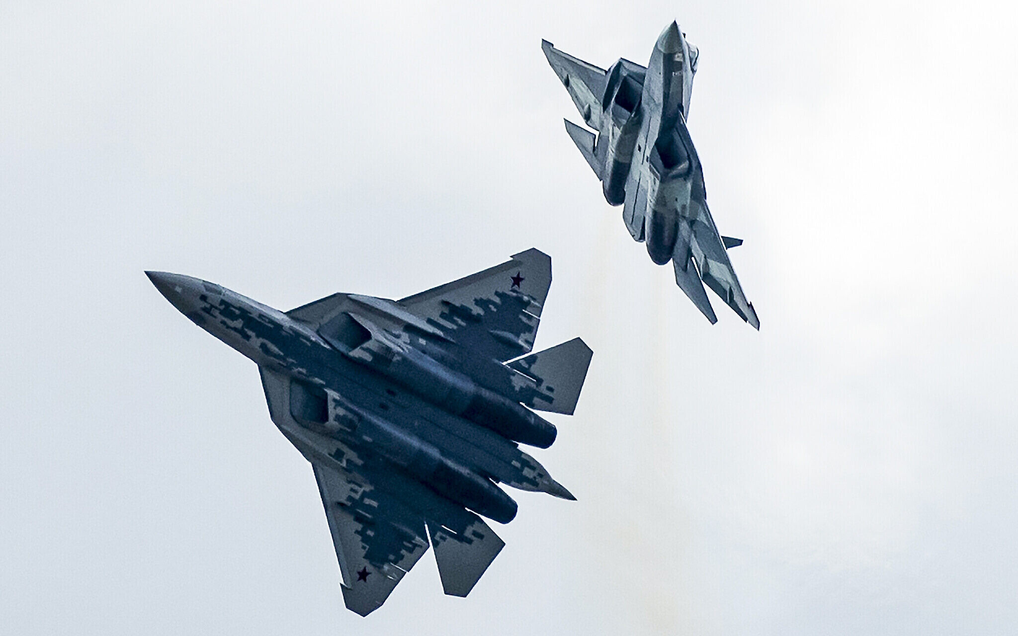 Russia Needs To Continue Working Towards Air Superiority: Aerospace Forces Commander
