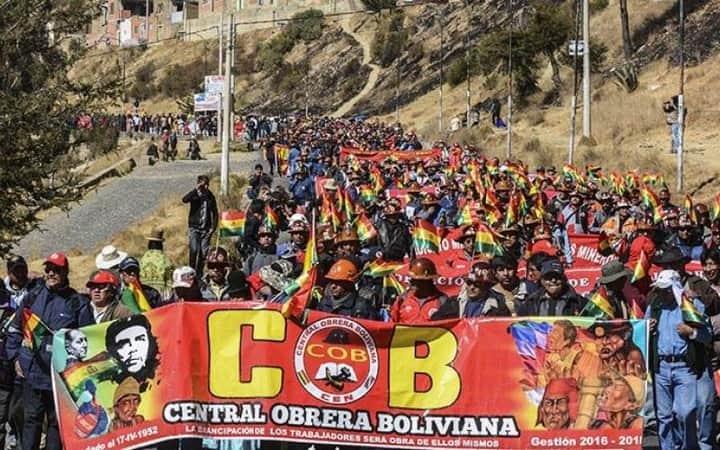 Bolivia: Post-Coup Regime Postpones Elections Again, Social Movements Call For Mass Mobilization