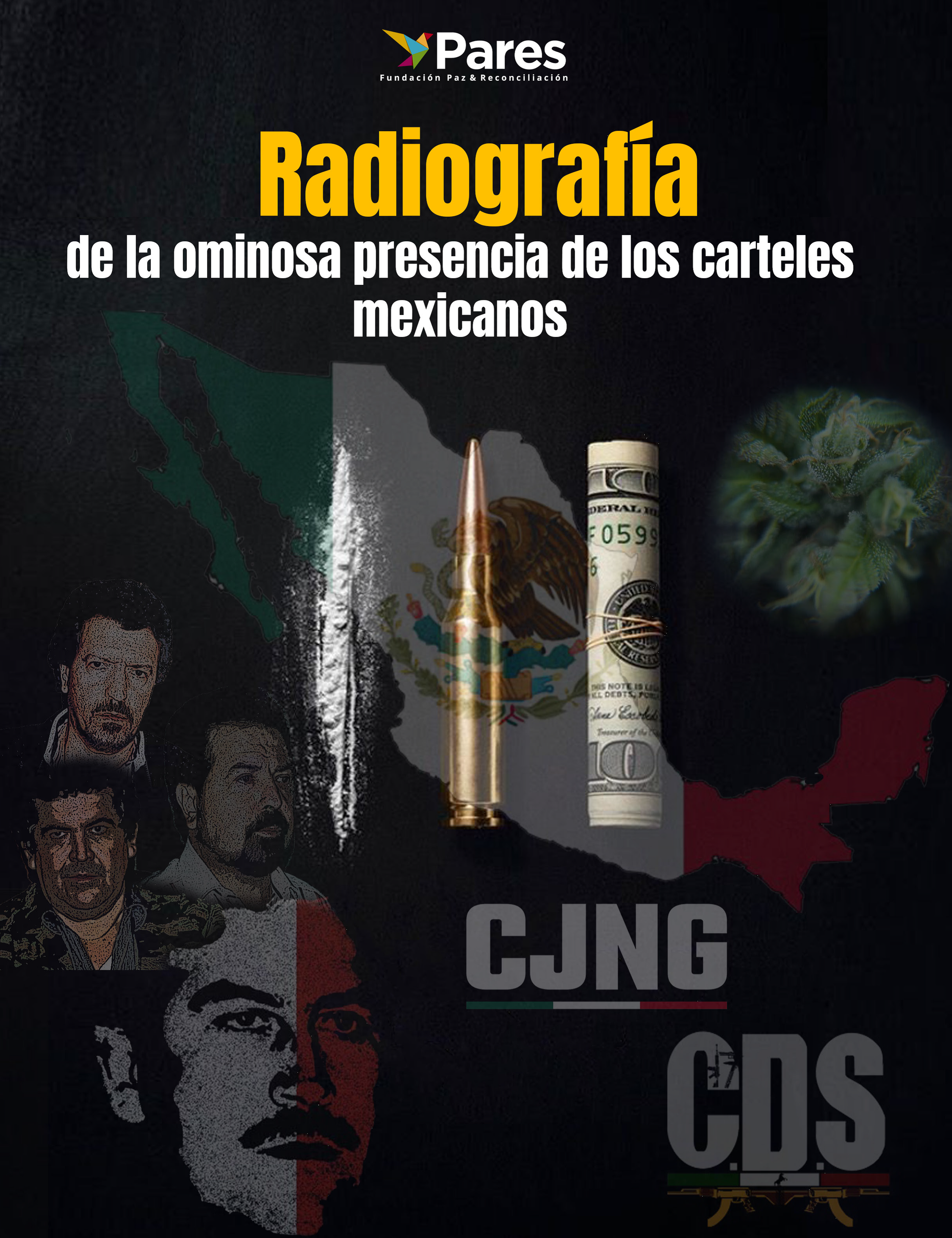 New Study Examines The Expansion Of Mexican Cartels In Colombia