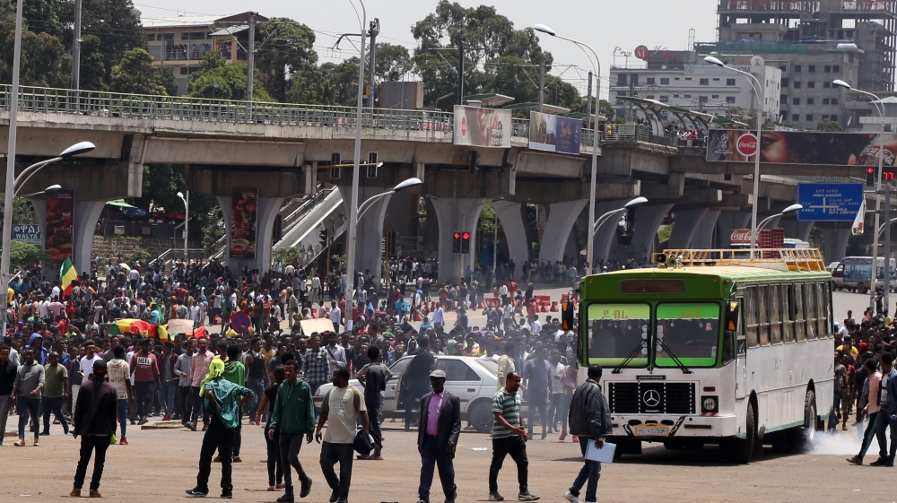 Calm Gradually Being Restored After More Than 200 Killed In Week Of Protests In Ethiopia