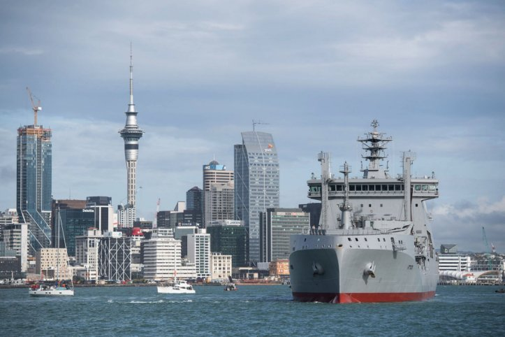 New Zealand Ramps Up Military Spending To Align With U.S. And Co. Against China