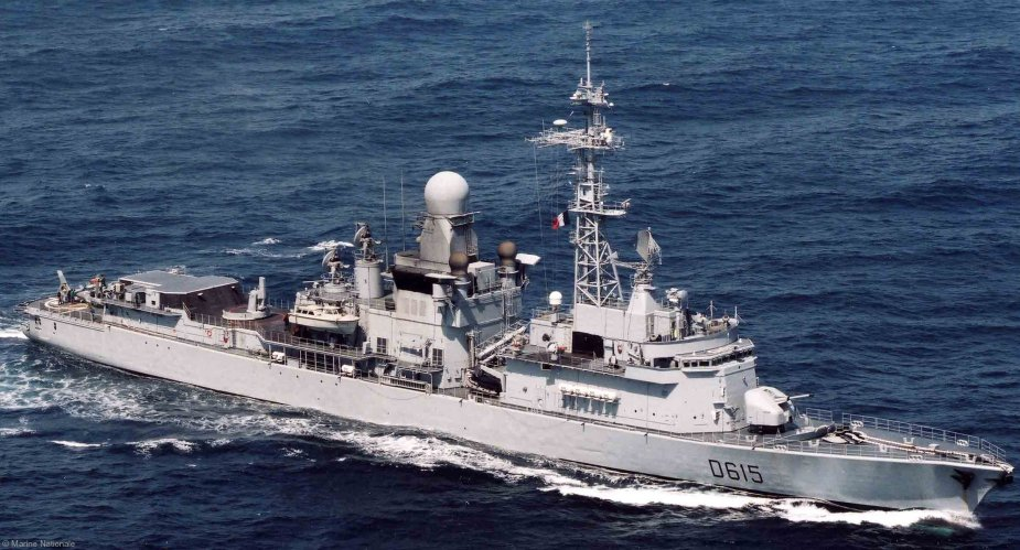 France Suspends Participation In Mediterranean NATO Op After Probe In Incident With Turkey
