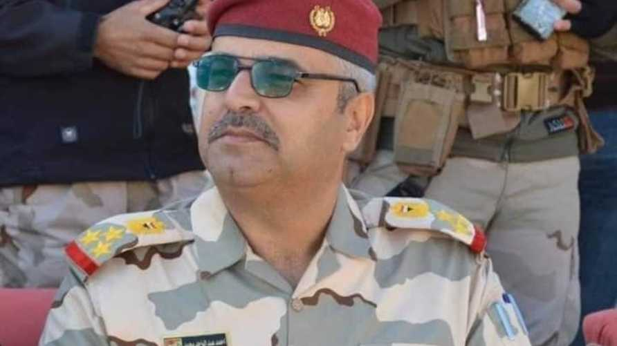 One More Senior Iraqi Army Officer Killed By ISIS Terrorists