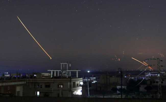 Syrian Surface-To-Air Missile Enters Jordanian Airspace While Targeting Israeli Aircraft