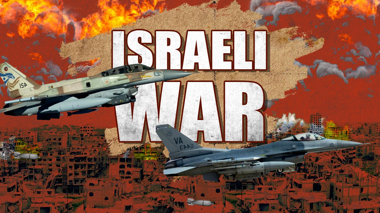 Retaliation Strikes Hit Israel, Escalation Growing (Videos)