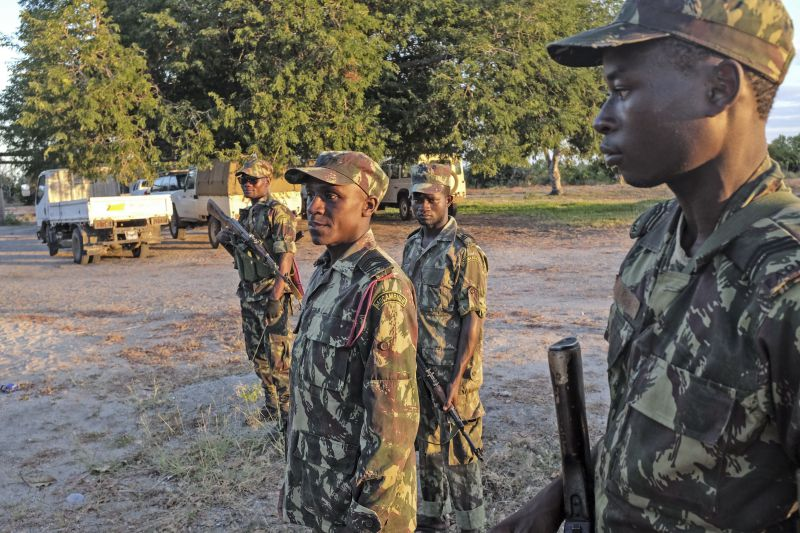 Mozambique Authorities Claim Significant Success In Pushing ISIS Back