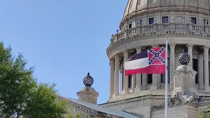 War On Own History: Mississippi To Replace State Flag Featuring Confederate Battle Emblem