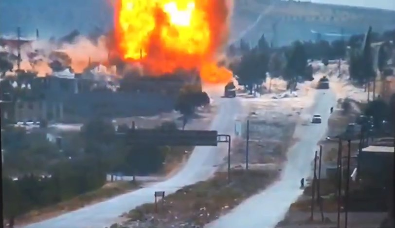 At Least 3 Russian Soldiers Injured In Southern Idlib. Russia Responds With New Wave Of Airstrikes