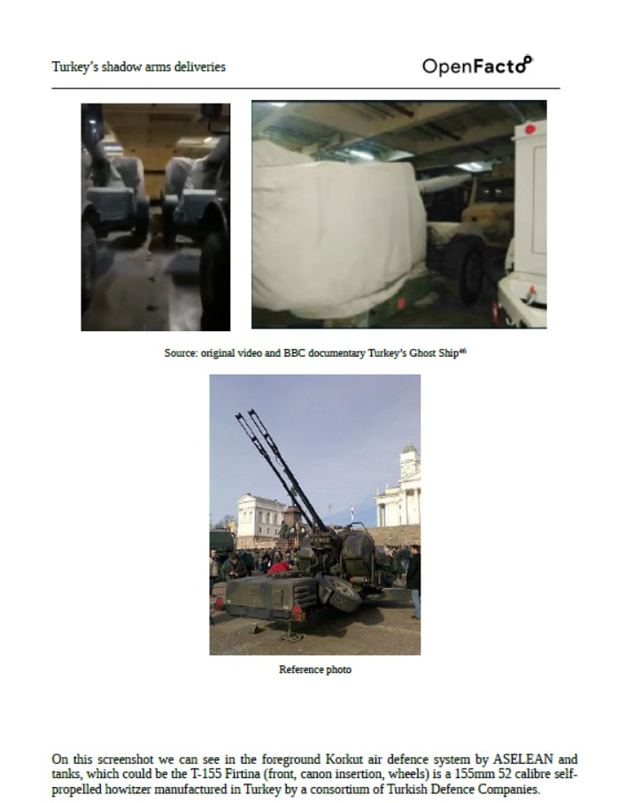Closer Look At Turkish Equipment And Weapon Deliveries To Libya