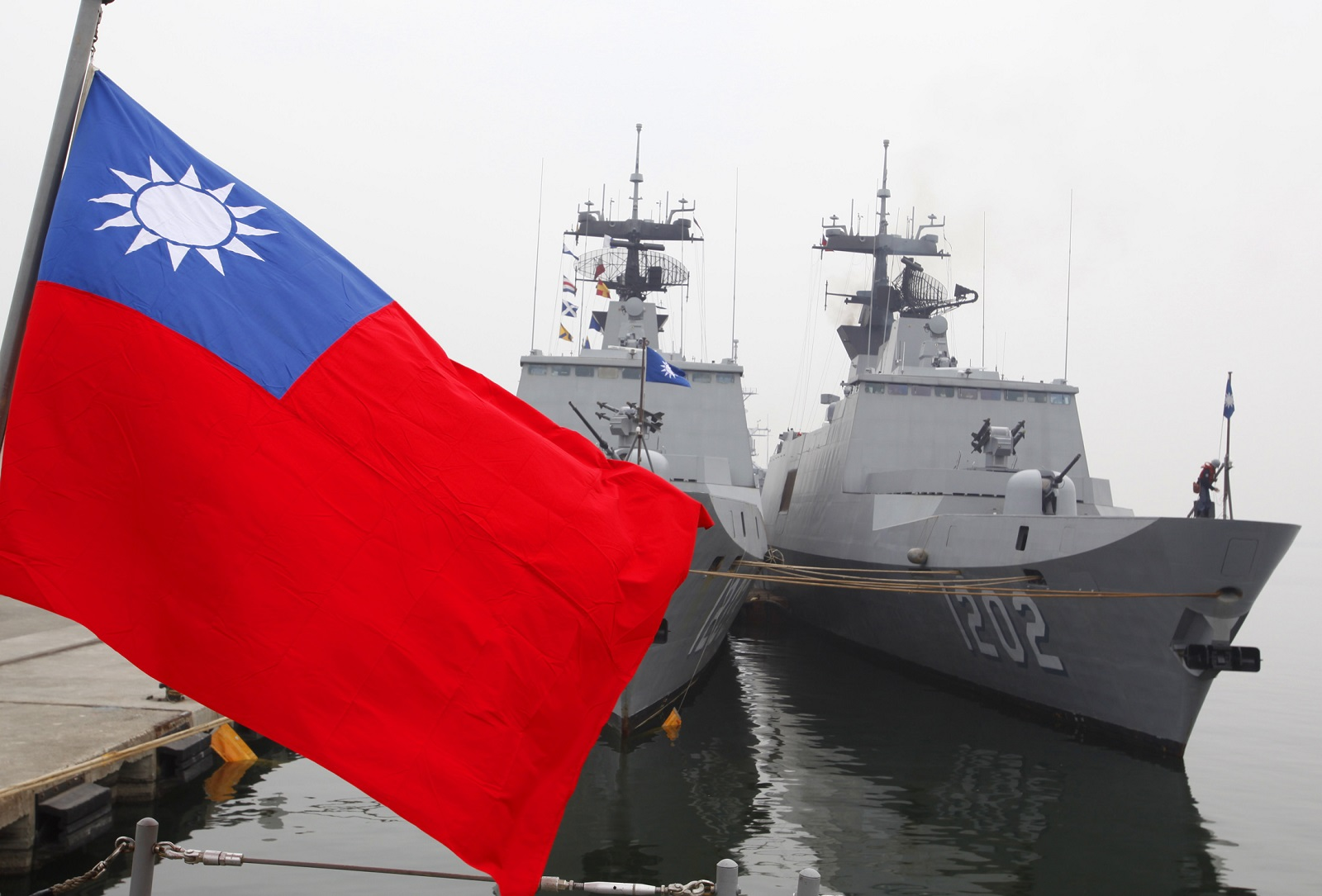 Taiwan Conducts Five Day Live-Fire Exercises Simulating Repelling Chinese Invasion