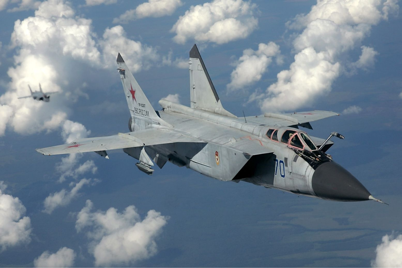 Russia's MiG-31 Interceptors To Potentially Be Modified And Last 3,000 Flight Hours More