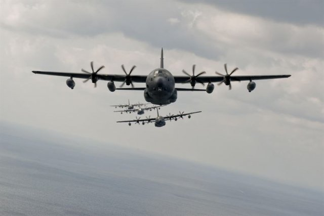 US Special Operations Command To Get Planes With Radio Frequency Countermeasure Systems