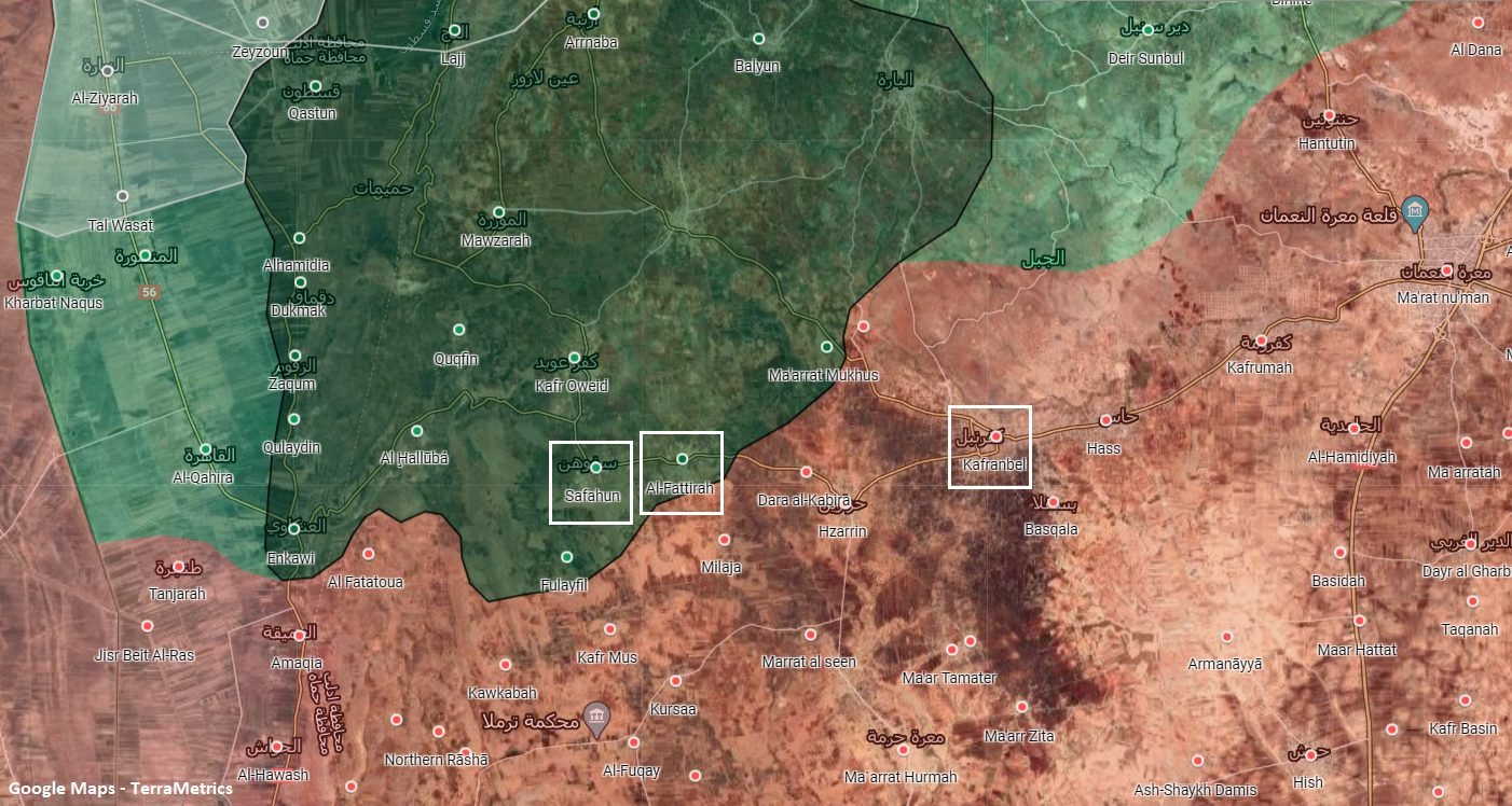 Syrian Army, Turkish Forces Exchanged Artillery Fire In Southern Idlib