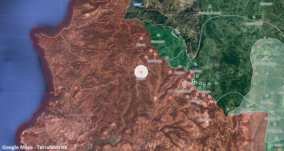 Syrian Army Repels 'Large-Scale Attack' In Northern Lattakia