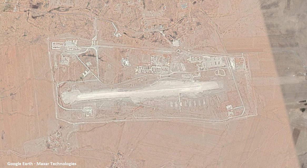 Russia Deployed Radars In Former U.S. Airfield In Northeast Syria: Monitoring Group