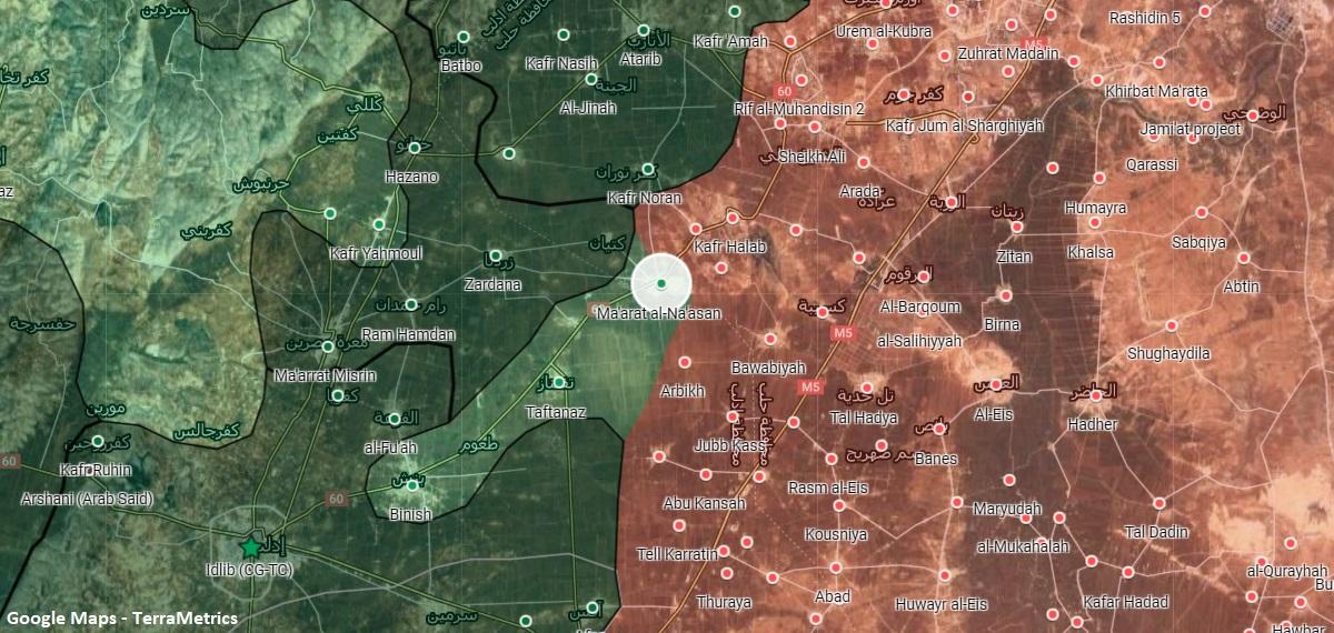 Turkish Army Establishes 66th Post In Syria's Greater Idlib