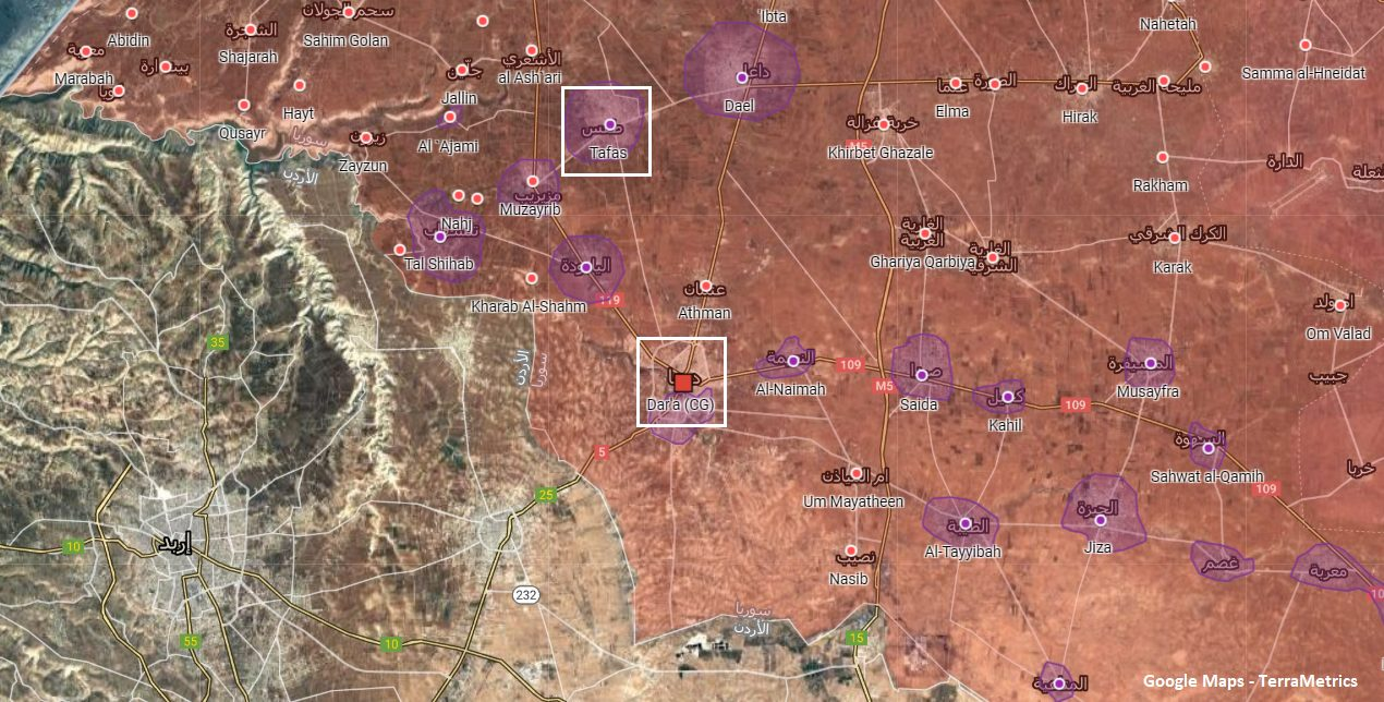 Local Fighters Killed, Injured In Two Separate Attacks In Syria's Daraa