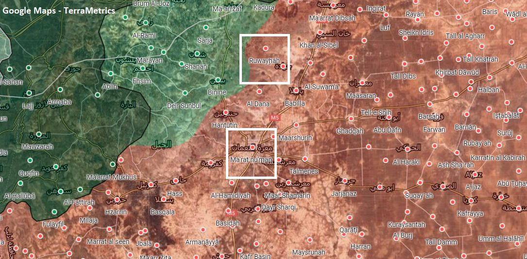 Hay'at Tahrir Al-Sham Militants Raided Syrian Army Position In Southern Idlib