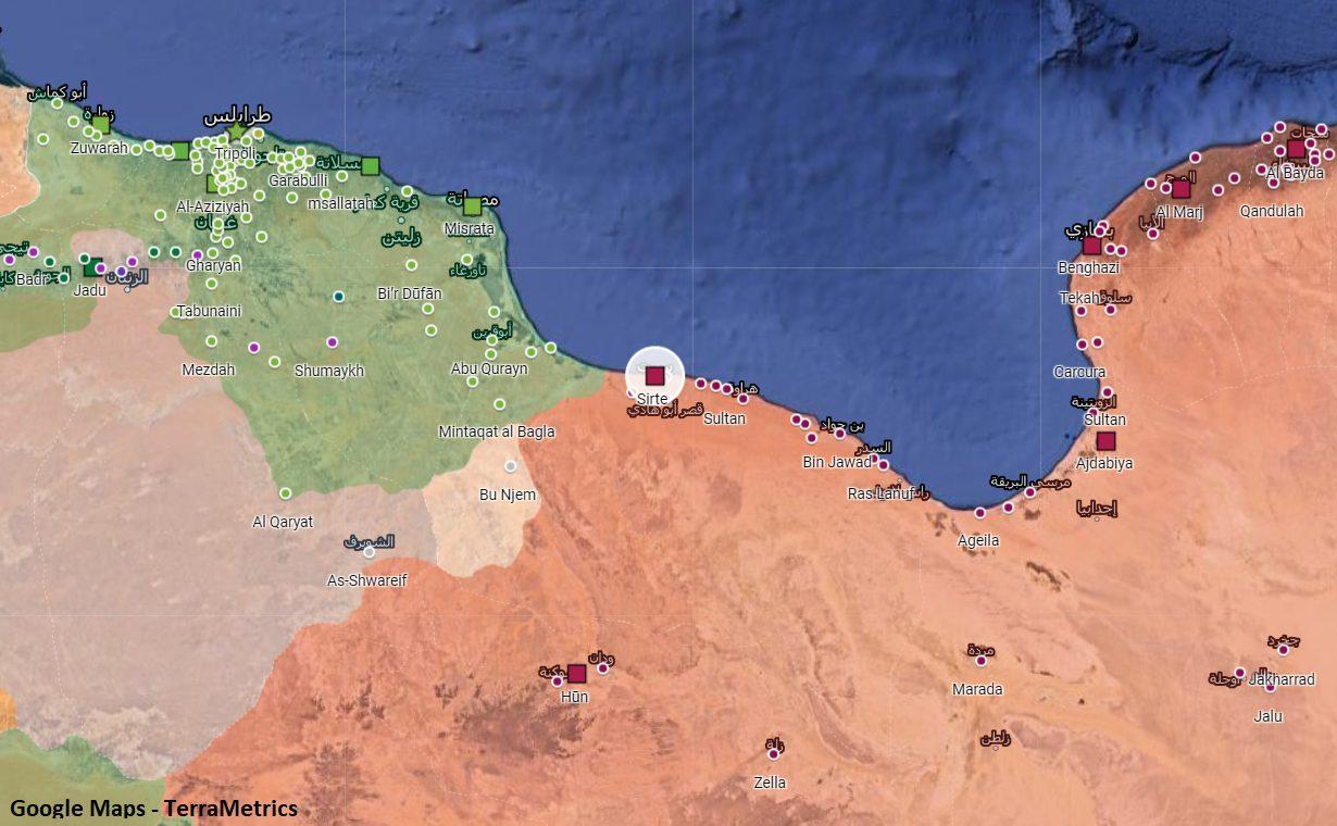 Tensions Rise In Libya: LNA Shot Down Turkish Drone Off Sirte Coast