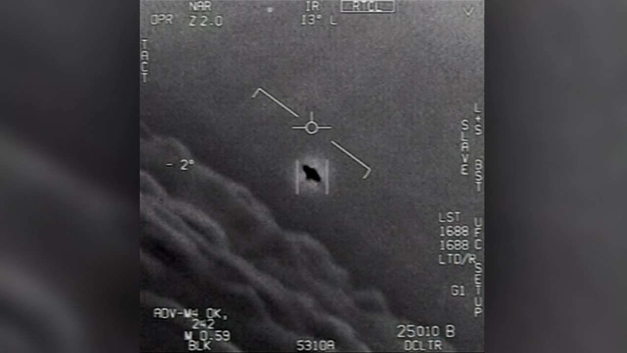 Pentagon's UFO Task Force To Make More Discoveries Public: Reports