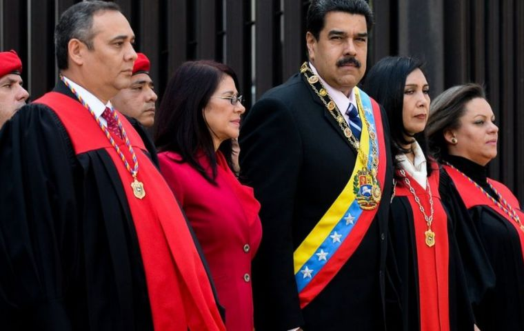 US State Department Bounty Hunters Offer Top Dollar For Venezuelan Scalps: Latest Target, The Chief Justice