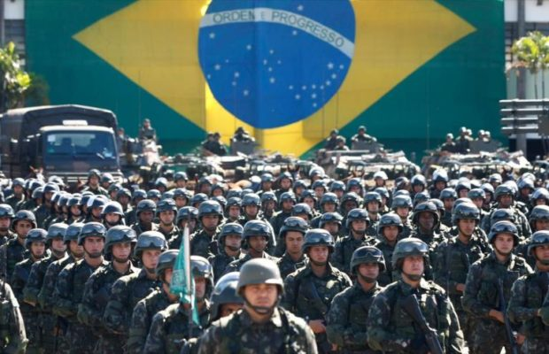 In Major Defence Policy Shift, Brazilian Defence White Paper Advocates Preparing For Possible War With Neighbouring Countries