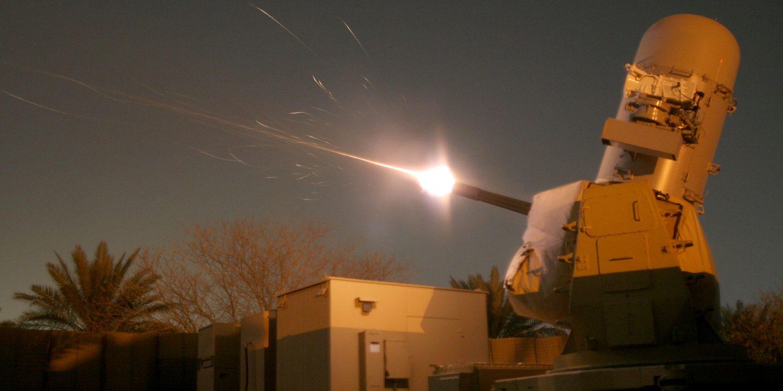 Rockets Hit Baghdad Airport And Green Zone, Despite U.S. C-RAM Deployment