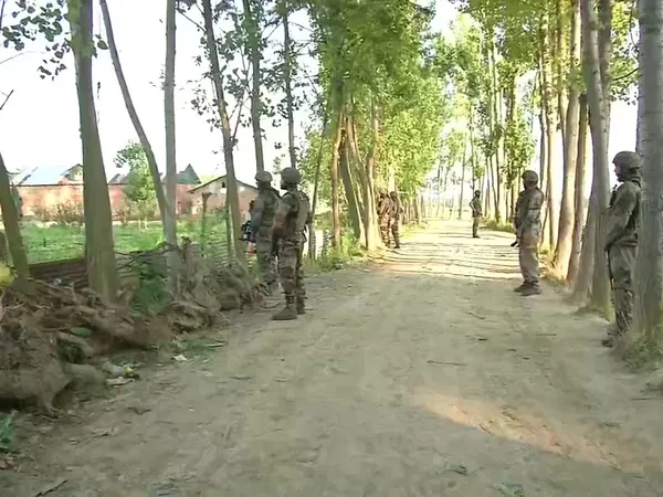 Indian Security Forces Carry Out Several Simultaneous Counter-Terrorism Ops In Jammu And Kashmir
