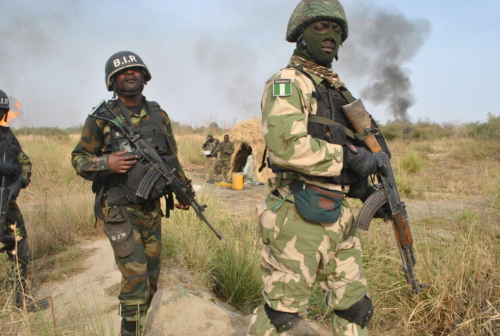 Nigerian Army Boasts Successful Operation That Led To Killing Of Several Boko Haram Commanders