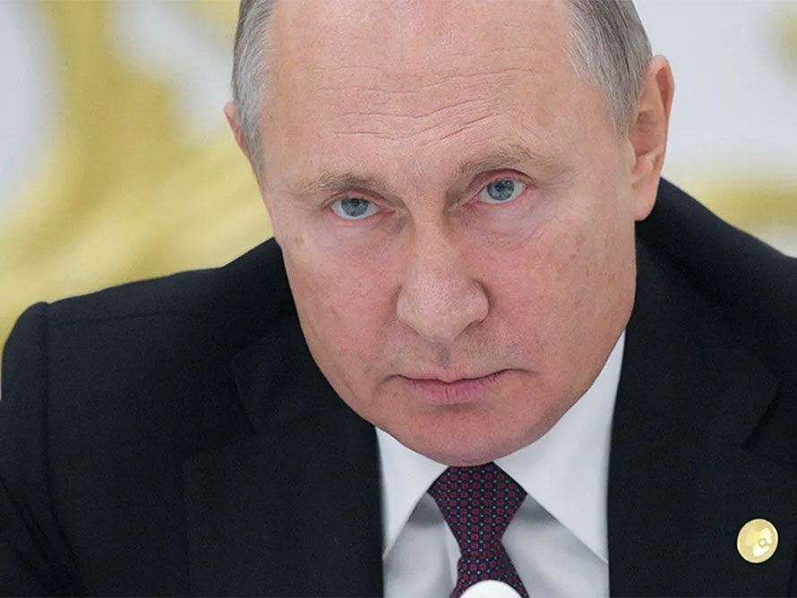 "UK Outlet Introduces Teens To ""Most Dangerous Man In The World"" - Vladimir Putin"