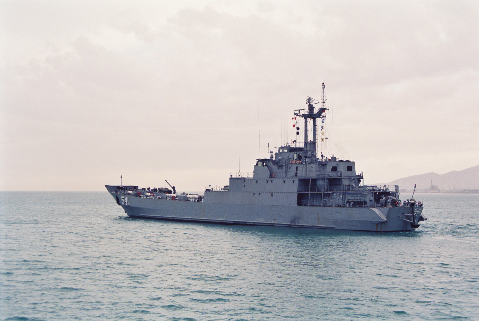 The True Enemy Of The Indonesian Navy: The Climate