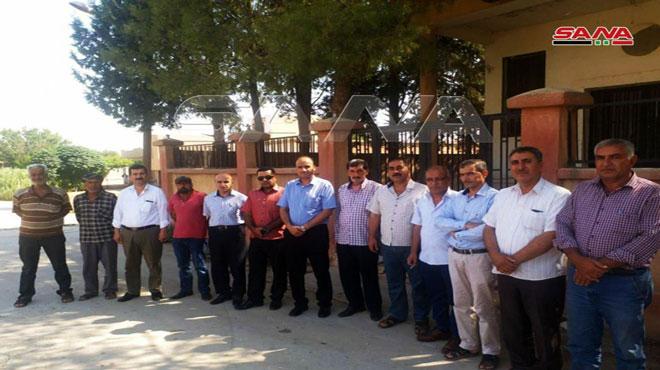 SDF Seizes Communication Center In Northern Al-Hasakah