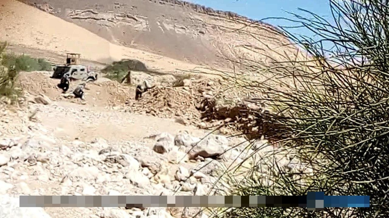 ISIS Intensified Attacks On Egyptian Army In Sinai (Photos)