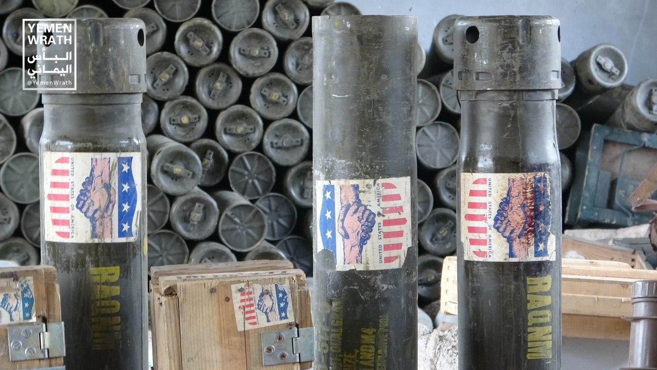 Saudi-led Coalition Supplies Its Proxies With Old American Ammunition (Photos)