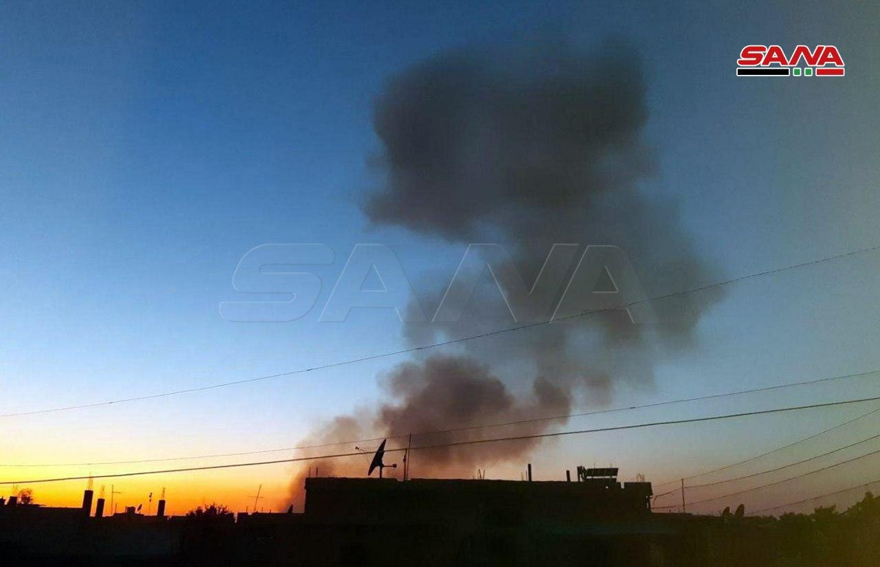 Another SDF Ammo Depot Blew Up In Al-Hasakah (Video, Photos)