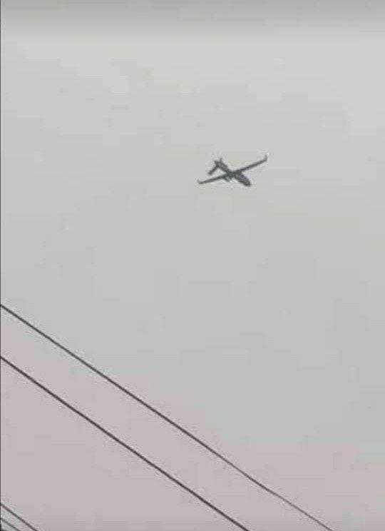 Massive Explosion Rocked PMU Base Near Baghdad, U.S. Drone Strike Suspected (Videos)