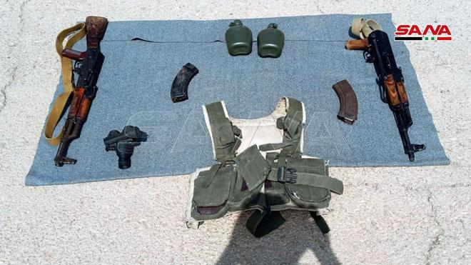 U.S.-Backed Fighters Captured During Spy Mission Near Al-Tanaf