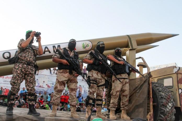 """Day Of Rage"" In Gaza Against Israeli Annexation Plans, Dozens Of Rockets Allegedly Shot At Sea"