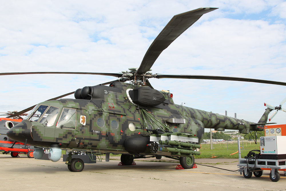 New Russian Helicopter Designed To Support Special Operations Starts Test Flights