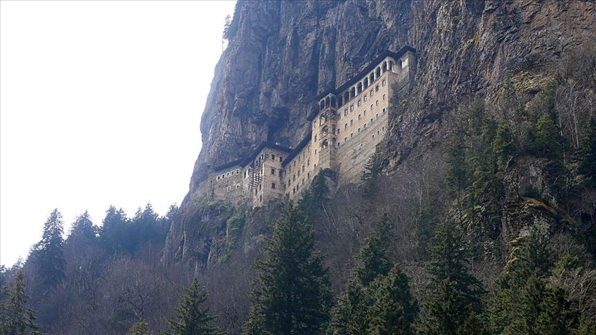 Gone! Ecumenial Patriarch Sold His Position Towards Hagia Sophia For Reopening Of Sumela Monastery