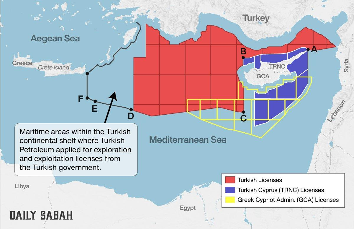 Turkey Halts Oil And Gas Exploration In East Med In Order To Negotiate With Greece