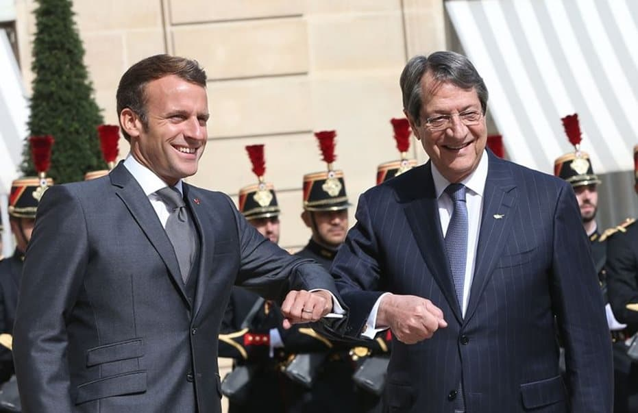 France and Cyprus Sign Defense Cooperation Agreement To Further Exert Pressure On Turkey