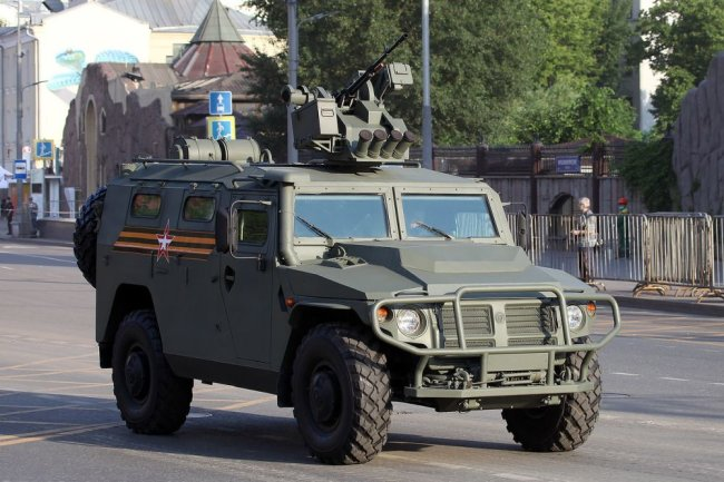 Russia's Army-2020 International Event Begins, Showcasing Thousands Of Weapons And Hardware