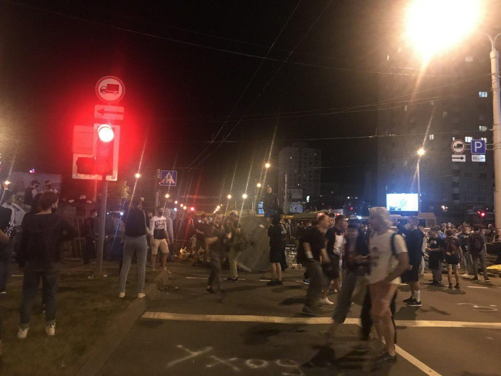 Ukraine-Like Scenario In Belarus: First Confirmed Death During Protests In Minsk
