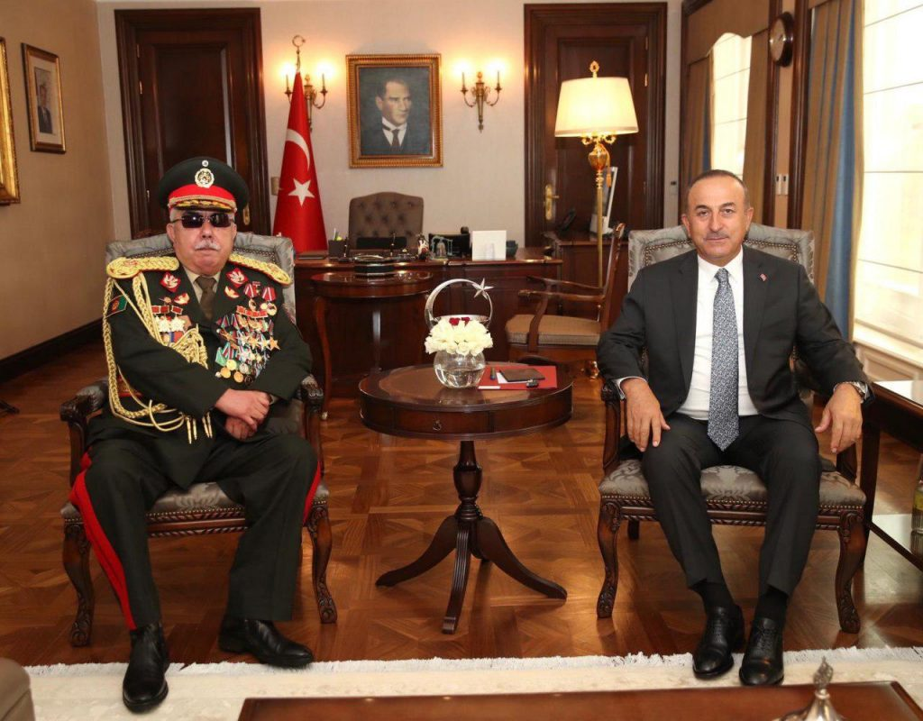 Afghan Marshal Dostum: His Awards And Visit To Turkey